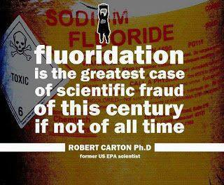 Fluoridation is Fraud